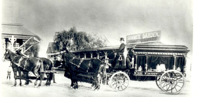 Ahlgrim Funeral Home History